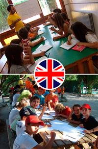 Colonies d'estiu d'anglès